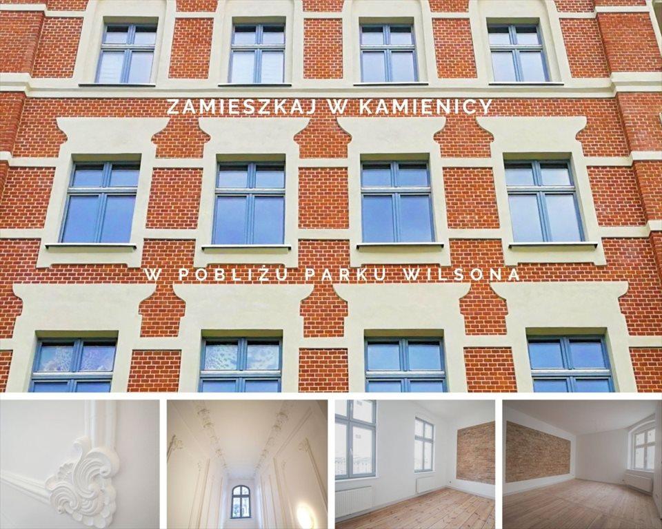 Mieszkanie dwupokojowe na sprzedaż Poznań, Grunwald, Głogowska  50m2 Foto 1