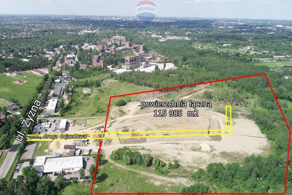 Działka przemysłowo-handlowa na sprzedaż Częstochowa, Brzeziny Wielkie, Żyzna  12893m2 Foto 2