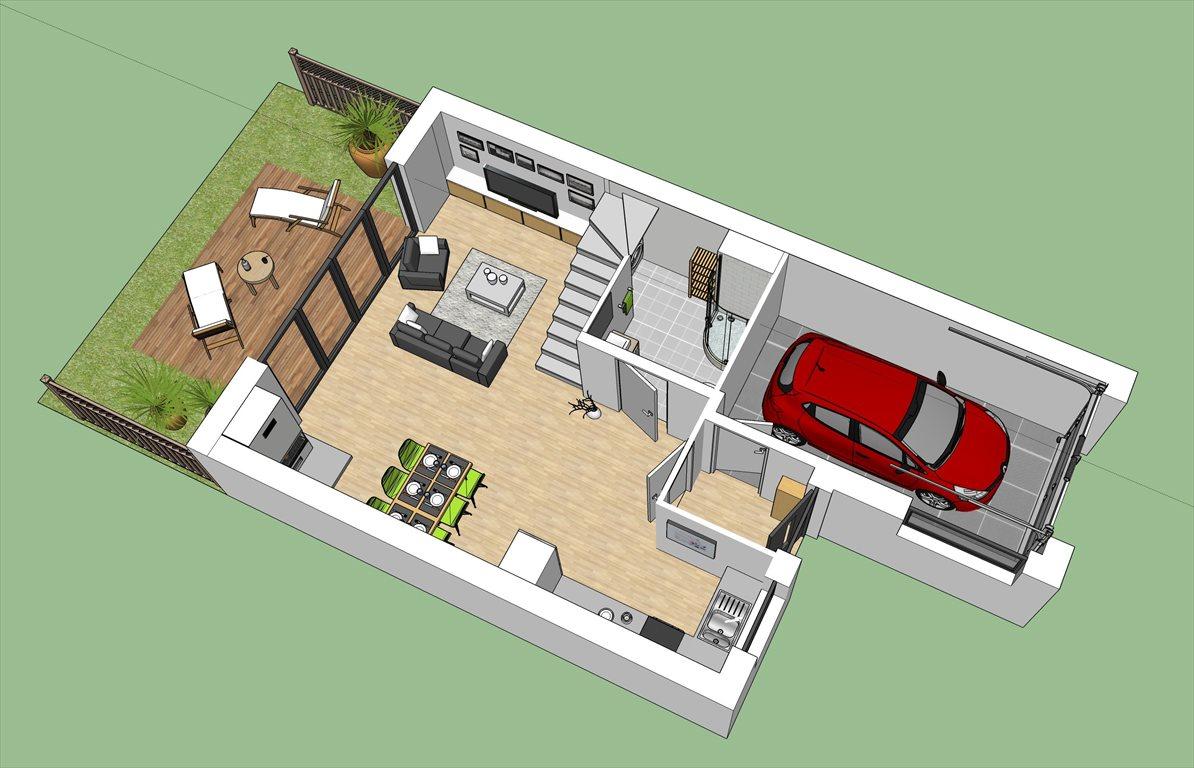 Dom na sprzedaż Miękowo, Irysowa  110m2 Foto 3
