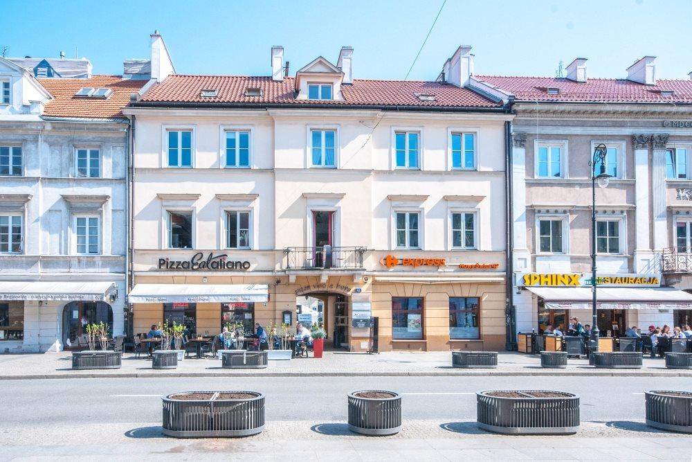 Lokal użytkowy na wynajem Warszawa, Śródmieście, Nowy Świat 42  52m2 Foto 4