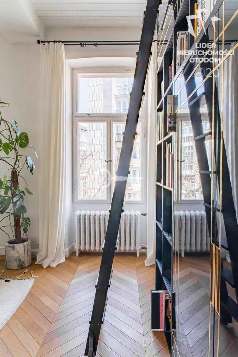 Luksusowe mieszkanie dwupokojowe na sprzedaż Warszawa, Śródmieście, Wiejska  90m2 Foto 10