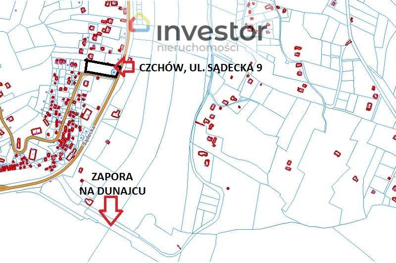 Lokal użytkowy na wynajem Czchów, Sądecka  360m2 Foto 9