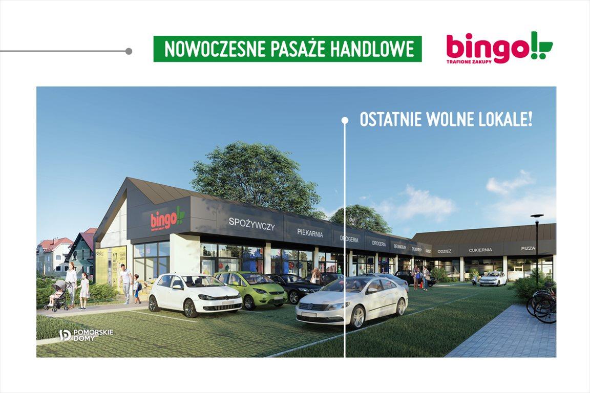 Lokal użytkowy na wynajem Gdańsk, Osowa, Koziorożca  89m2 Foto 1