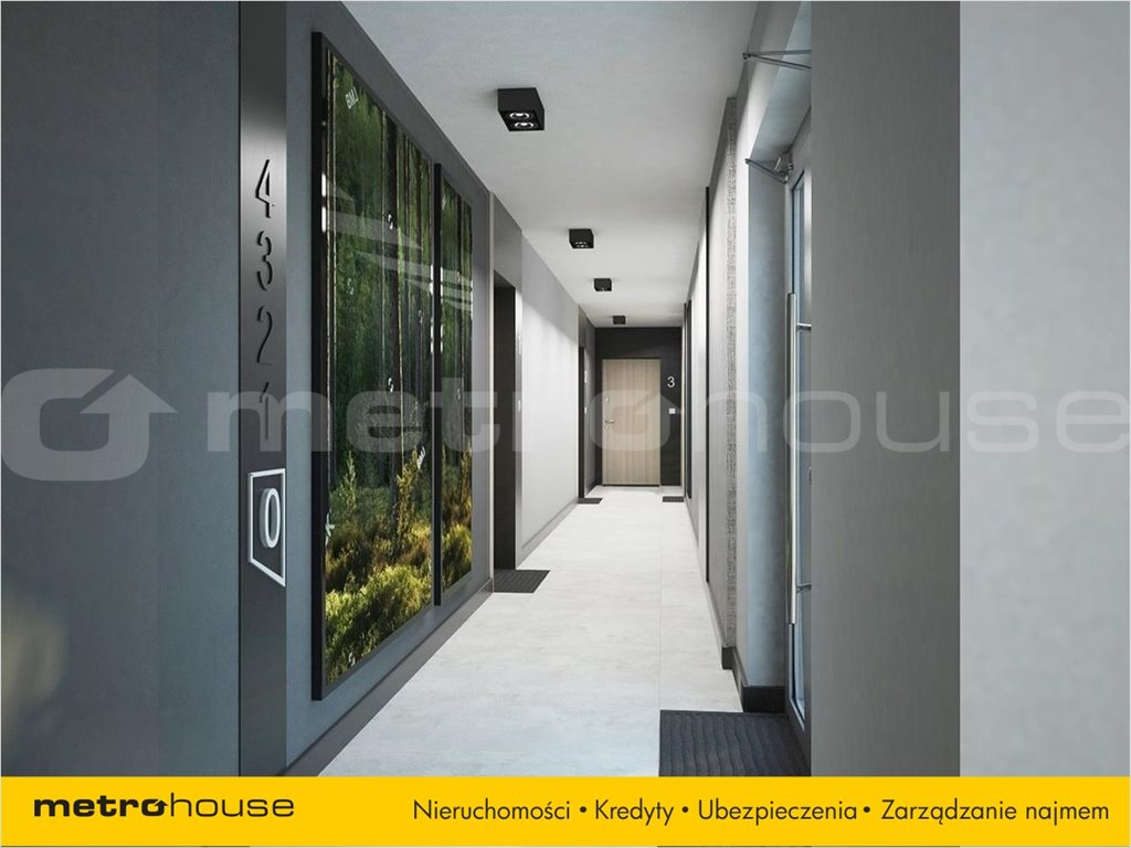 Mieszkanie dwupokojowe na sprzedaż Gdańsk, Morena, Myśliwska  77m2 Foto 6