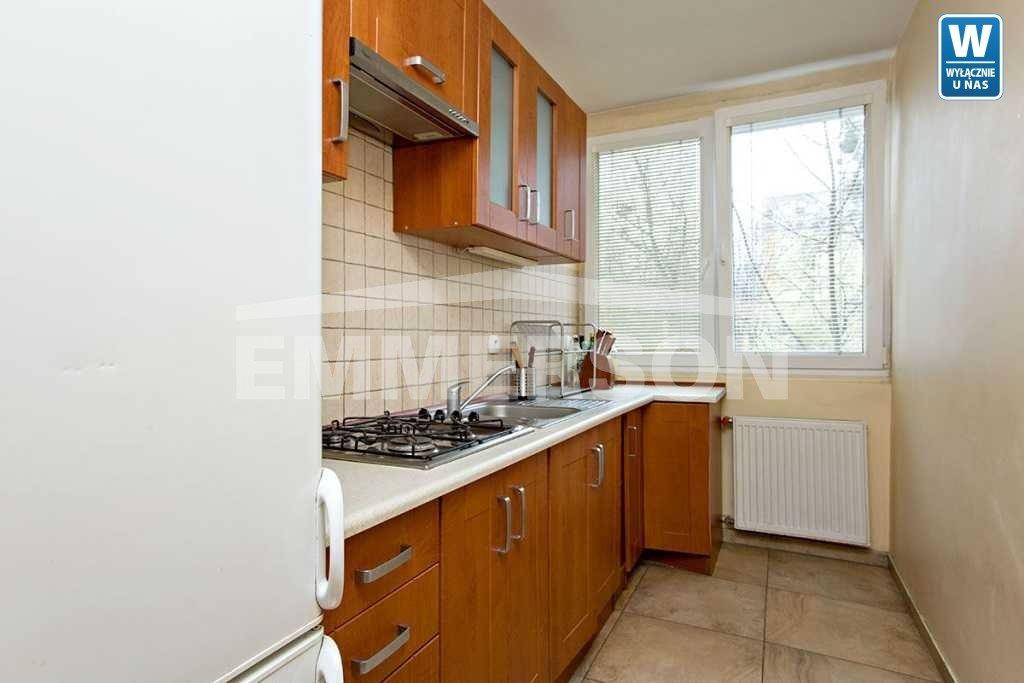 Mieszkanie trzypokojowe na sprzedaż Warszawa, Żoliborz, Elbląska  47m2 Foto 3