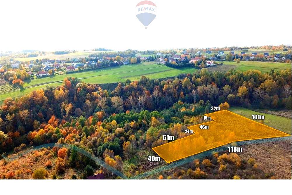 Działka rolna na sprzedaż Wierzchowie  8411m2 Foto 1