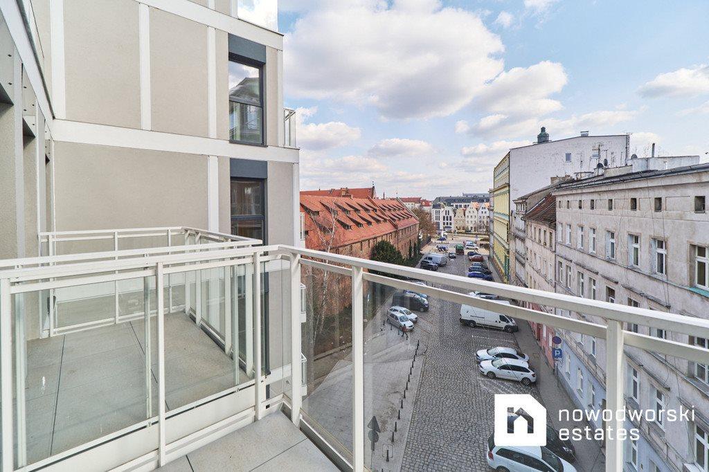 Mieszkanie dwupokojowe na wynajem Wrocław, Stare Miasto, pl. Jana Pawła II  42m2 Foto 13