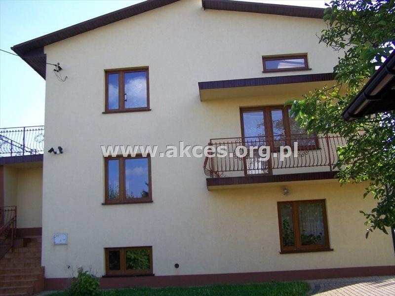 Dom na sprzedaż Mogielnica  274m2 Foto 1