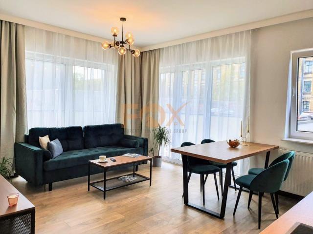 Mieszkanie trzypokojowe na wynajem Łódź, Śródmieście, Śródmieście, Franciszka Żwirki  56m2 Foto 1