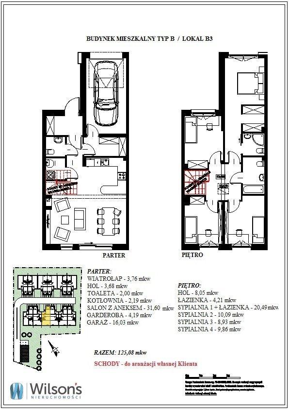 Dom na sprzedaż Łomianki  125m2 Foto 2