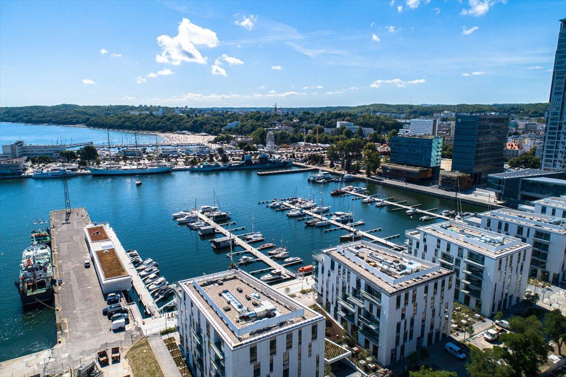 Lokal użytkowy na sprzedaż Gdynia, Arkadiusza Rybickiego 4b  56m2 Foto 2