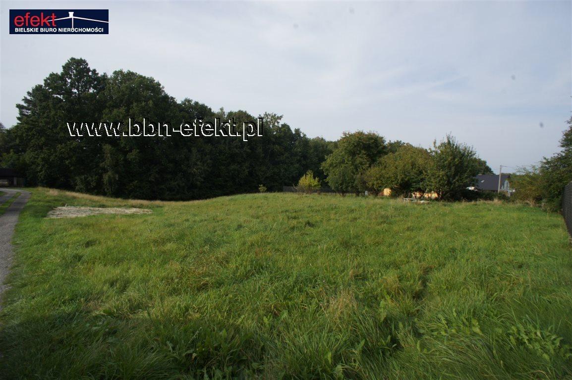Działka inna na sprzedaż Czechowice-Dziedzice, Świerkowice  1400m2 Foto 1