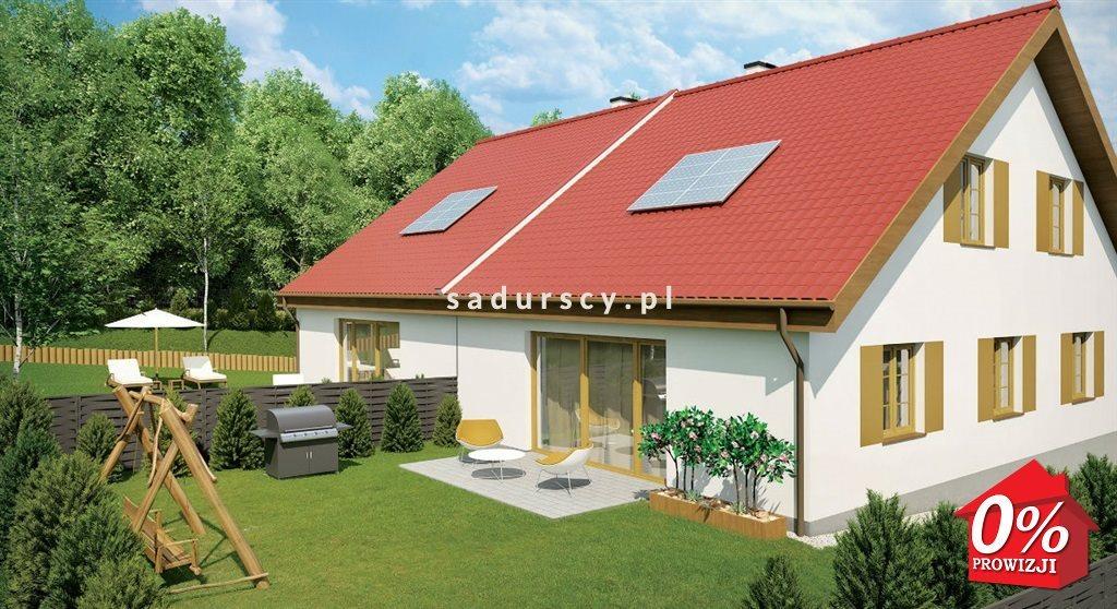 Dom na sprzedaż Zabierzów, Zabierzów, Więckowice, Więckowice  92m2 Foto 1