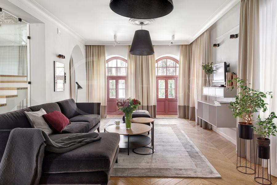 Dom na wynajem Warszawa, Mokotów, Sadyba, Sadyba  383m2 Foto 1