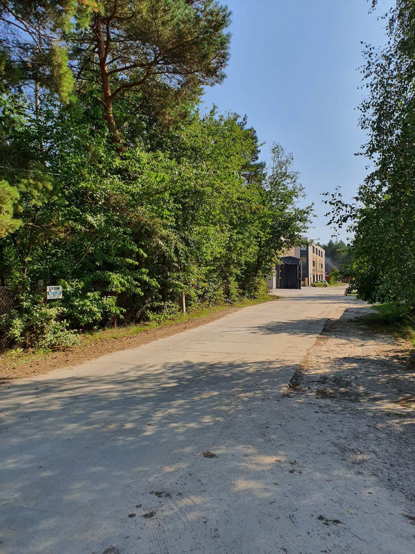 Działka przemysłowo-handlowa na sprzedaż Józefów, Graniczna  1238m2 Foto 2