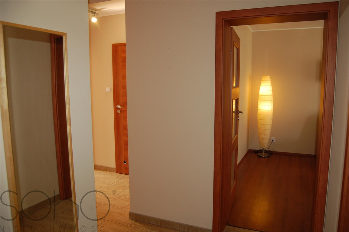 Mieszkanie dwupokojowe na wynajem Poznań, Poznań-Nowe Miasto, Malta  51m2 Foto 12