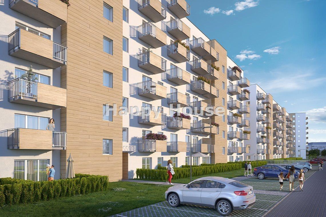 Mieszkanie czteropokojowe  na sprzedaż Poznań, Wagrowska  55m2 Foto 5