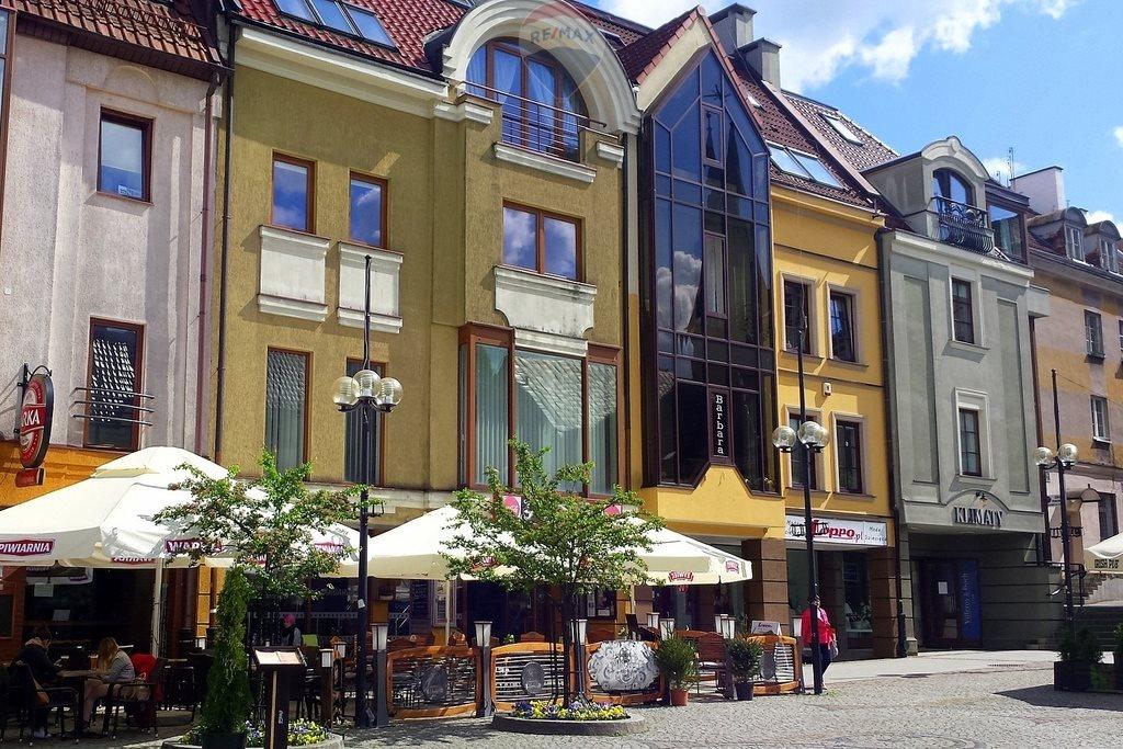 Kawalerka na wynajem Olsztyn, Staromiejska  48m2 Foto 2