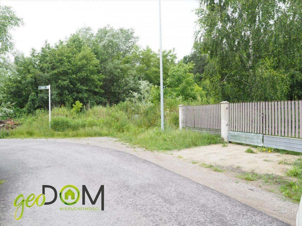 Działka budowlana na sprzedaż Okszów, Topolowa  1067m2 Foto 10