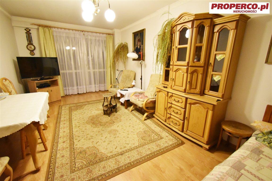 Mieszkanie dwupokojowe na wynajem Kielce, Szydłówek, Turystyczna  57m2 Foto 1