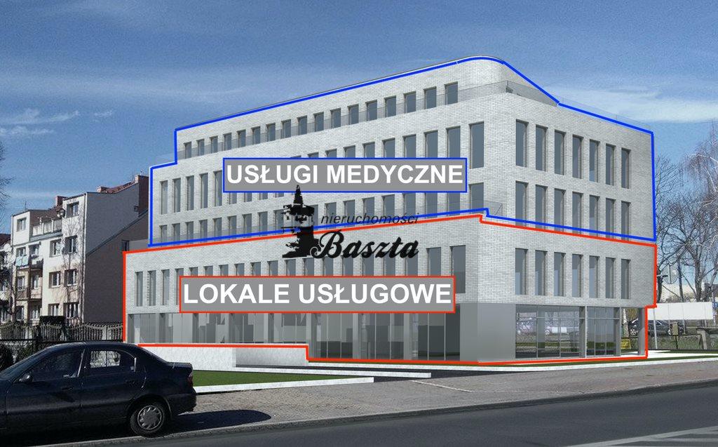 Działka komercyjna na sprzedaż Szczecin  1488m2 Foto 1