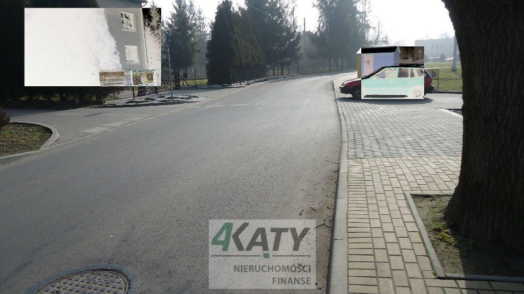 Działka przemysłowo-handlowa pod dzierżawę Strumień  1800m2 Foto 7