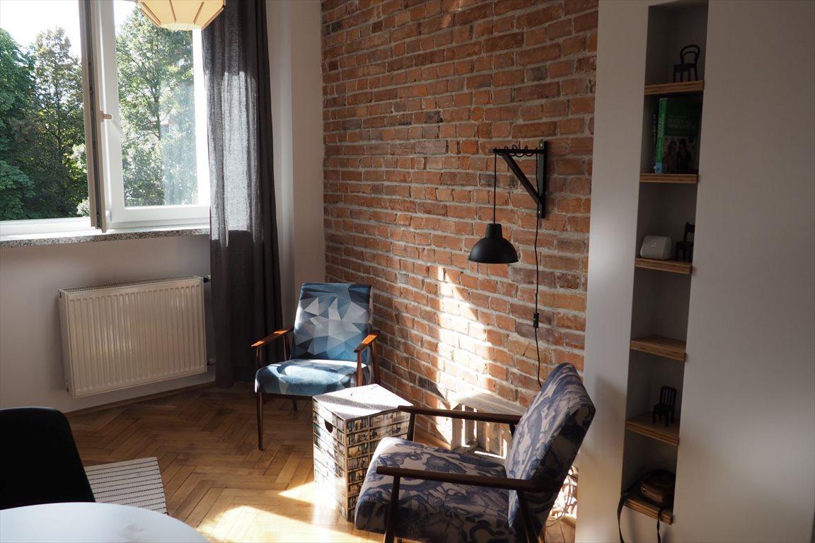 Mieszkanie dwupokojowe na wynajem Warszawa, Mokotów, Dworkowa  35m2 Foto 1