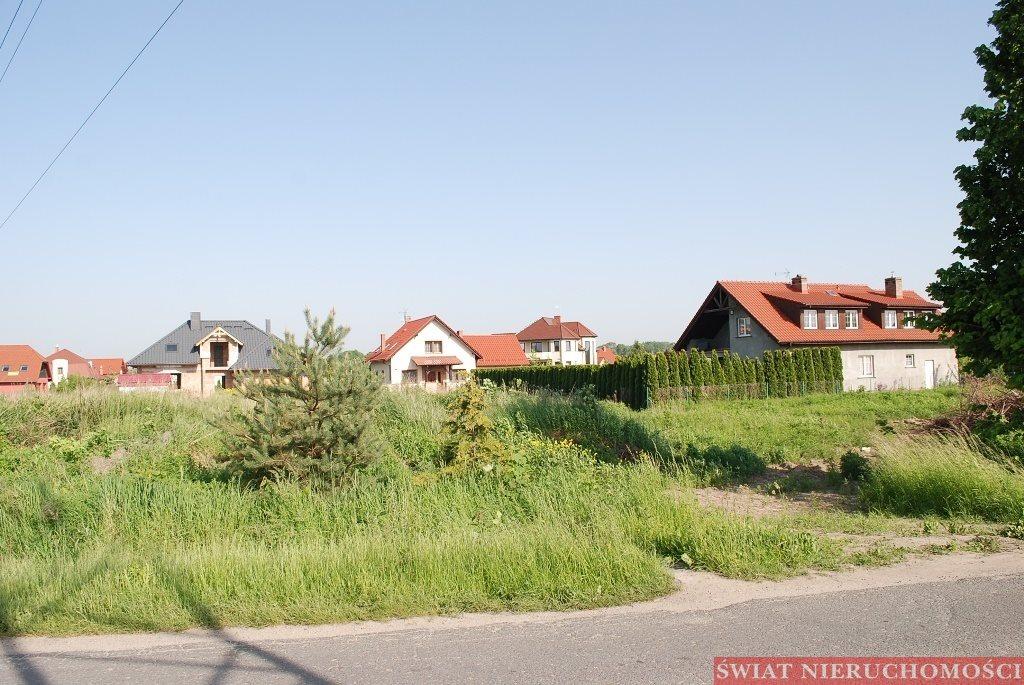 Działka budowlana na sprzedaż Żerniki Wrocławskie  2100m2 Foto 7