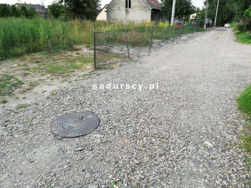Działka budowlana na sprzedaż Kraków, Bieżanów-Prokocim, Bieżanów, Pod Pomnikiem  826m2 Foto 3