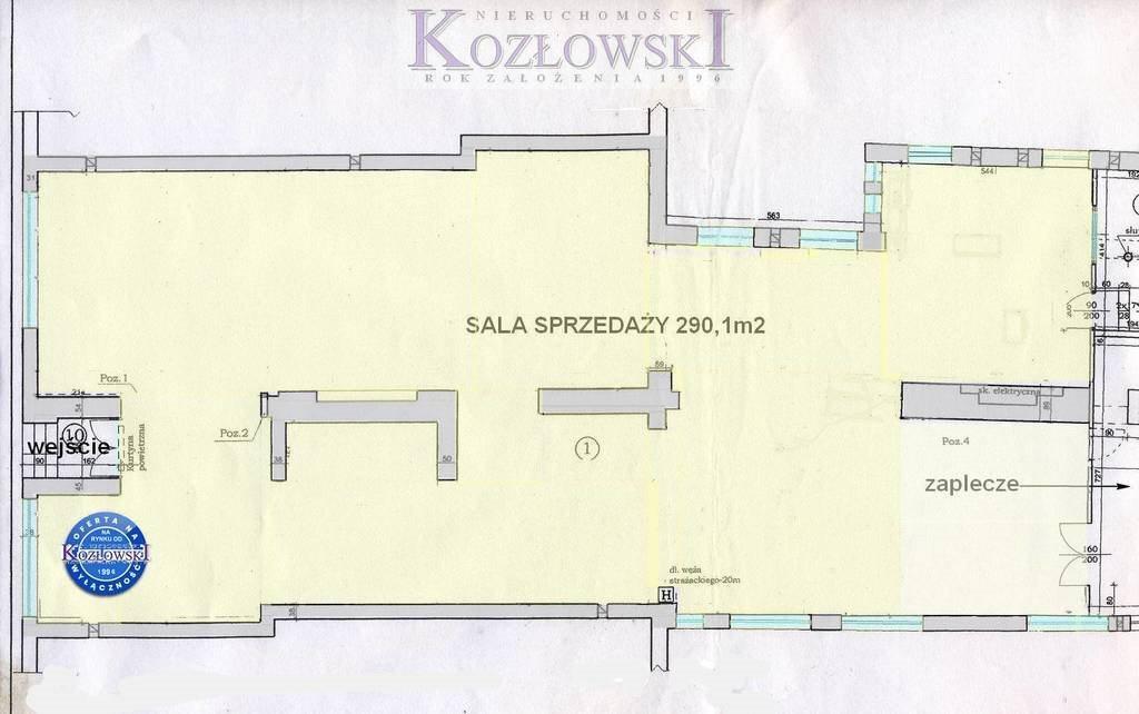 Lokal użytkowy na sprzedaż Starogard Gdański, Chojnicka  521m2 Foto 8