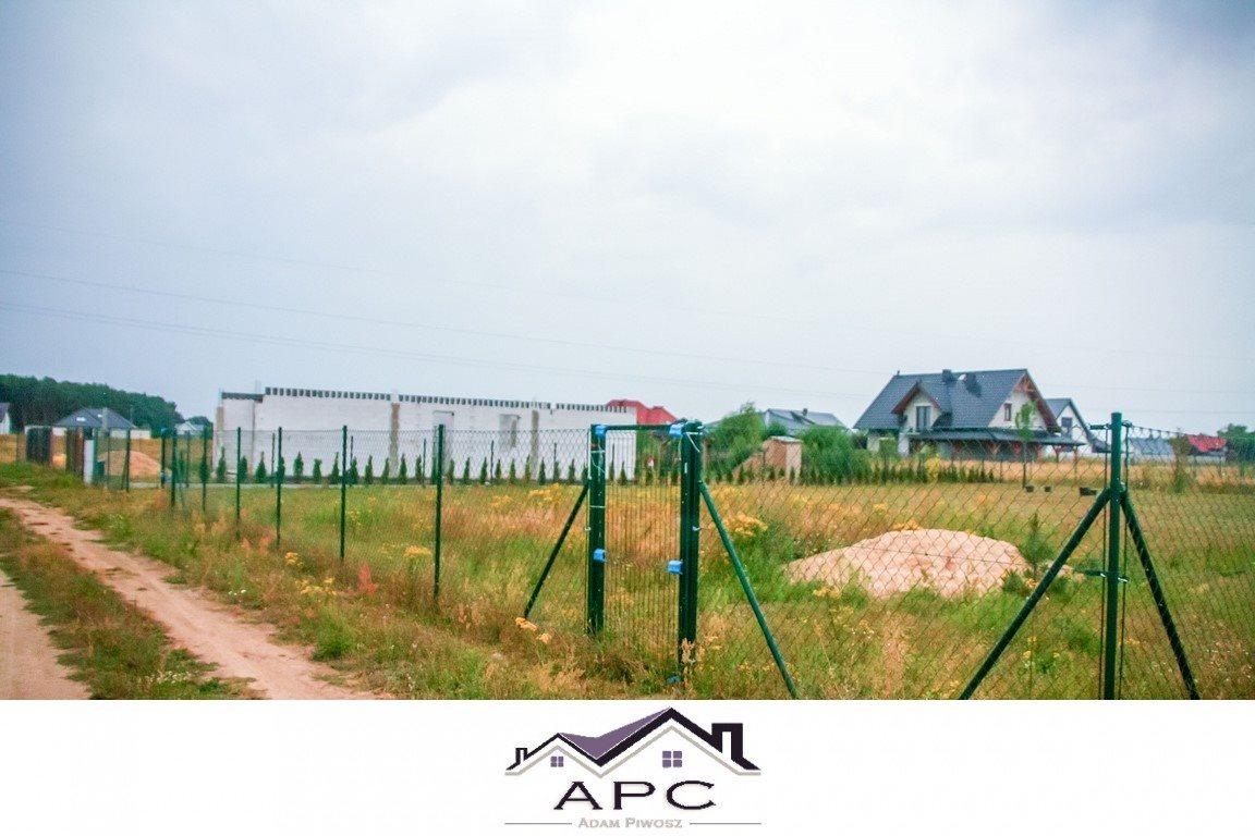 Działka budowlana na sprzedaż Siekierki Wielkie, Kalinowa  1281m2 Foto 1