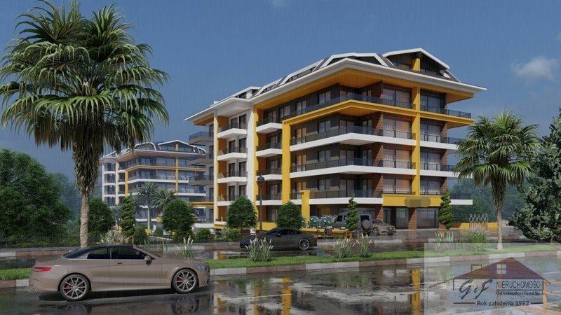 Mieszkanie trzypokojowe na sprzedaż Turcja, Alanya - Kestel, Alanya - Kestel  102m2 Foto 10