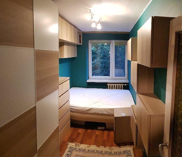 Mieszkanie na sprzedaż Krakow, Nowa Huta (osiedla), Osiedle STRUSIA  37m2 Foto 4