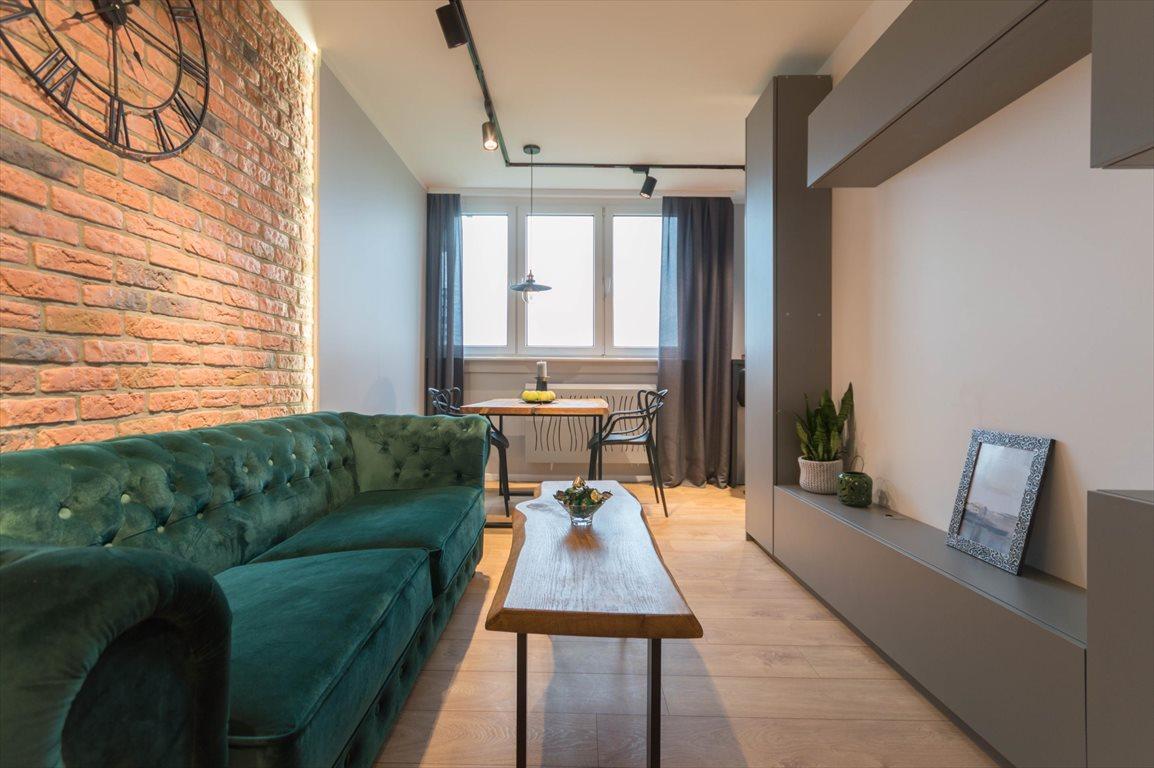 Mieszkanie dwupokojowe na sprzedaż Wrocław, Stare Miasto, Popowicka  33m2 Foto 1
