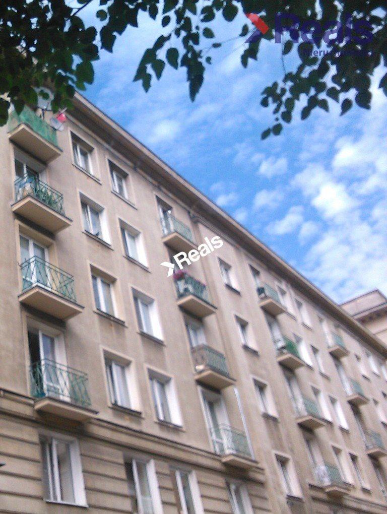 Mieszkanie trzypokojowe na sprzedaż Warszawa, Śródmieście, Koszykowa  65m2 Foto 1