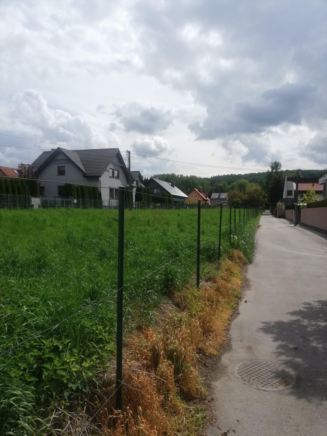 Działka budowlana na sprzedaż Kraków, Krowodrza, Królowej Jadwigi  1000m2 Foto 2