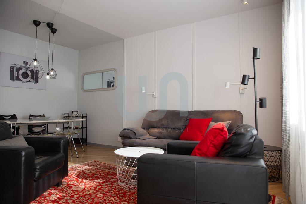 Mieszkanie dwupokojowe na wynajem Warszawa, Wola, Czyste  60m2 Foto 3