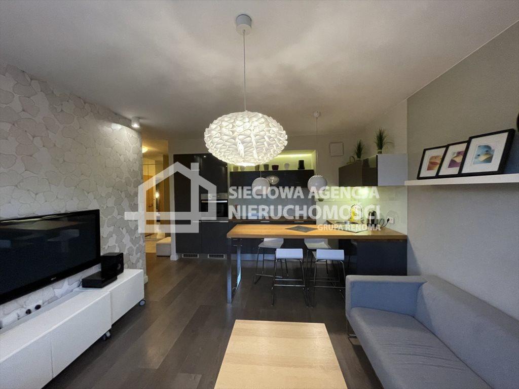 Mieszkanie trzypokojowe na wynajem Gdynia, Oksywie, gen. Marii Wittekówny  55m2 Foto 2