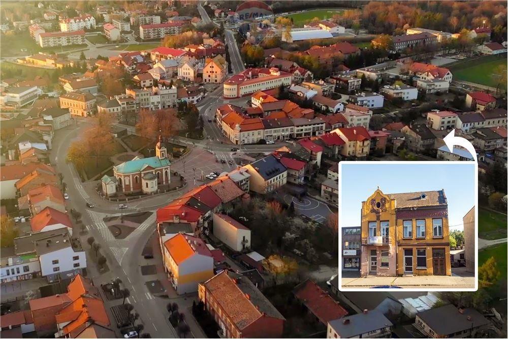 Lokal użytkowy na sprzedaż Kalwaria Zebrzydowska  420m2 Foto 1