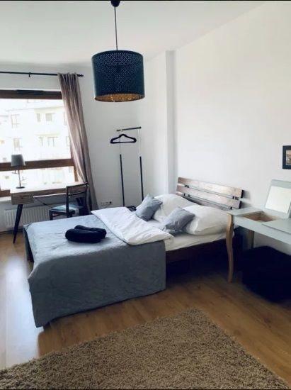 Mieszkanie dwupokojowe na wynajem Warszawa, Wola, Giełdowa  63m2 Foto 6