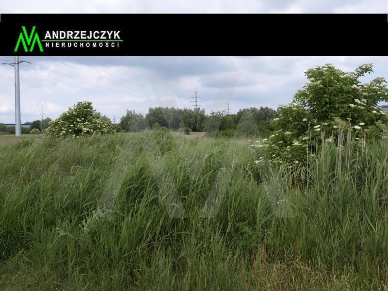Działka przemysłowo-handlowa pod dzierżawę Gdańsk, Rudniki, TAMA PĘDZICHOWSKA  24900m2 Foto 1