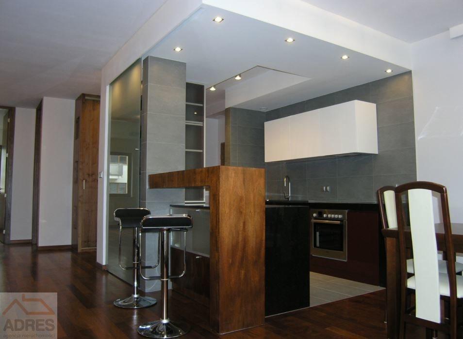 Mieszkanie trzypokojowe na wynajem Warszawa, Mokotów, Górny Mokotów, Karola Chodkiewicza  90m2 Foto 3