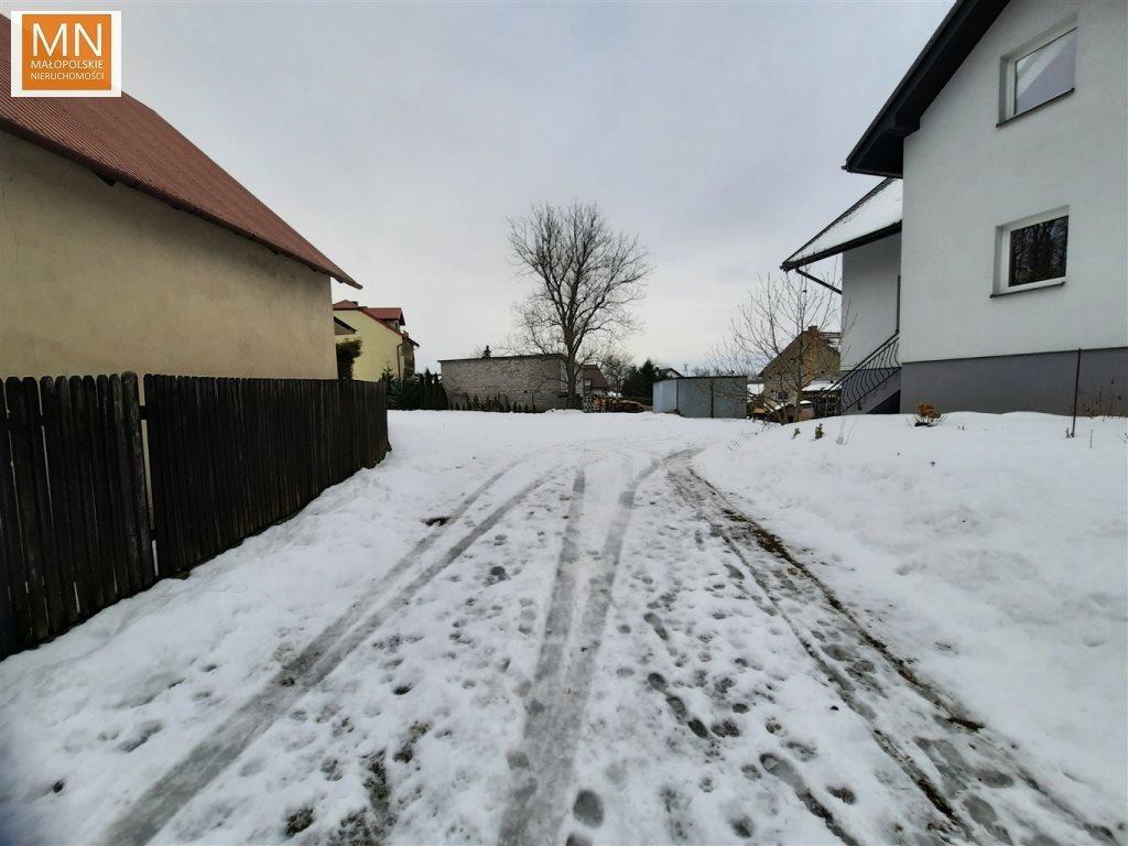 Działka budowlana na sprzedaż Tomaszowice, Skotnicka  800m2 Foto 6