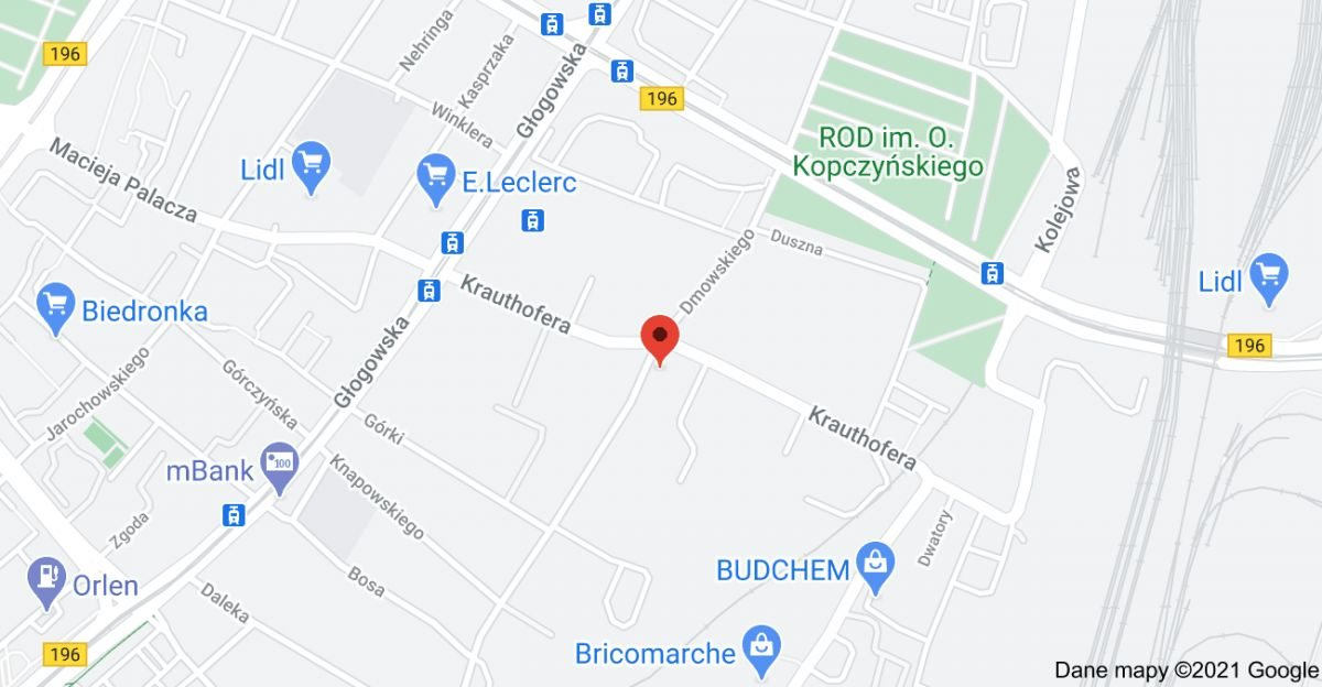 Mieszkanie trzypokojowe na sprzedaż Poznań, Górczyn, Romana Dmowskiego  66m2 Foto 6