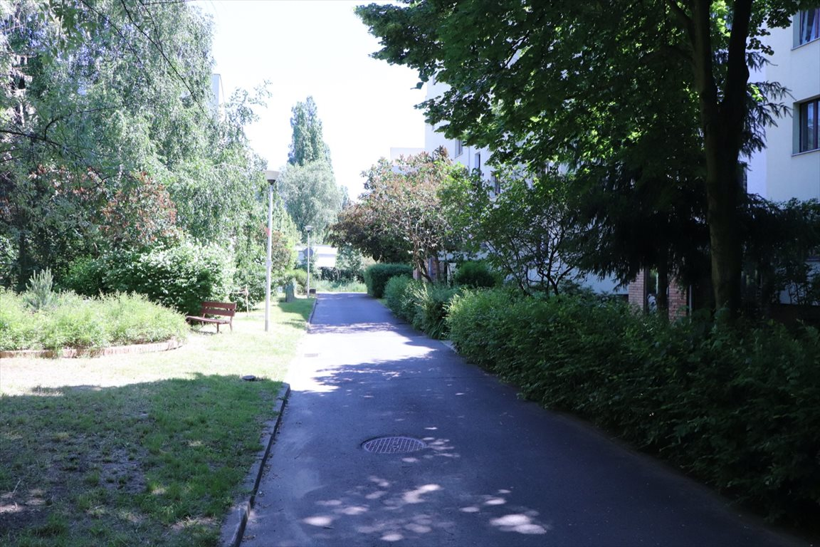 Mieszkanie trzypokojowe na sprzedaż Warszawa, Mokotów, Sadyba, Przy Bernardyńskiej Wodzie  75m2 Foto 13