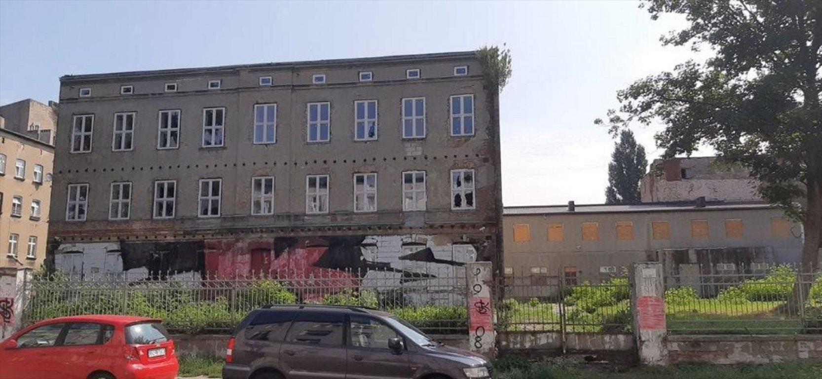 Lokal użytkowy na sprzedaż Łódź, Polesie, Pogonowskiego  1982m2 Foto 1