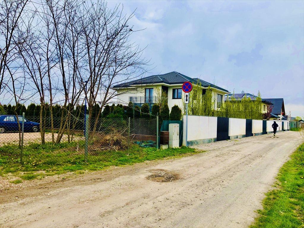 Działka budowlana na sprzedaż Warszawa, Bemowo, Coopera  752m2 Foto 1