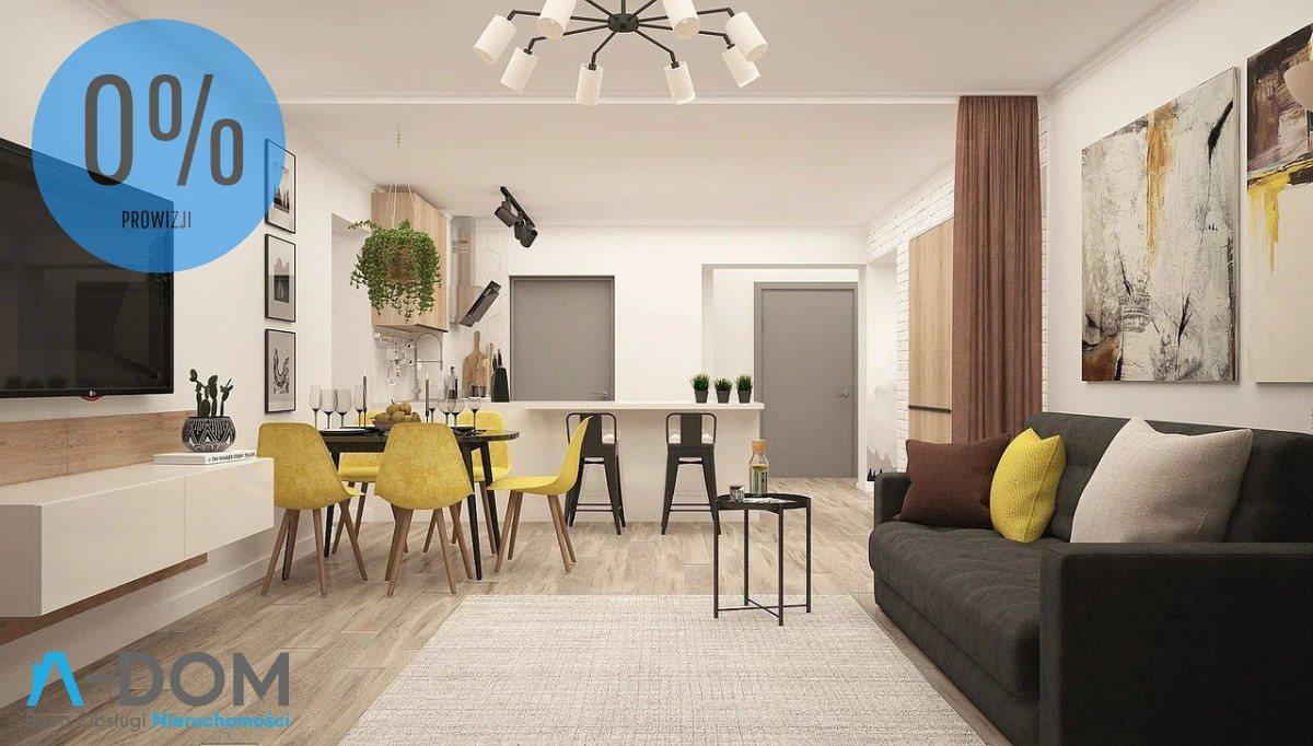 Mieszkanie dwupokojowe na sprzedaż Poznań, Malta, abpa Walentego Dymka  41m2 Foto 1