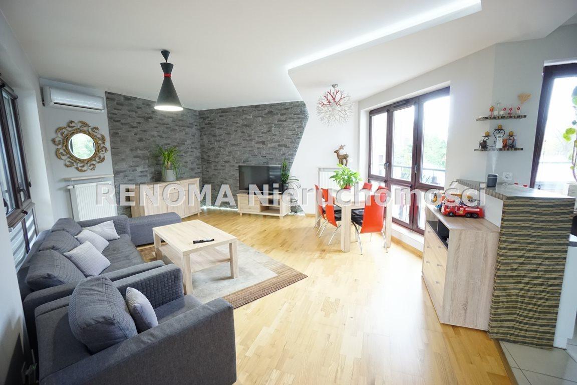 Mieszkanie trzypokojowe na sprzedaż Białystok, Wysoki Stoczek, Blokowa  77m2 Foto 4