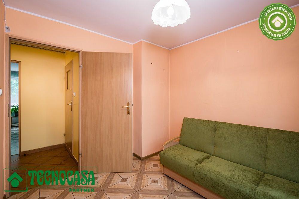 Mieszkanie dwupokojowe na sprzedaż Kraków, Bieżanów-Prokocim, Prokocim, Kurczaba  48m2 Foto 8